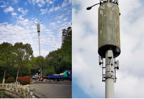 無錫電信攜手華為實現了多個場景的5G差異化解決方...