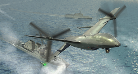 美国海军陆战队已将MUX计划拆分成为了一系列系统