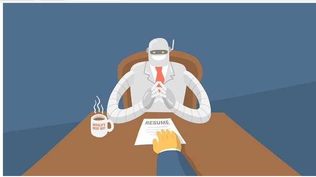 找工作還得依靠人工智能了?