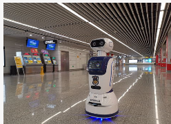 美國是如何模仿中國采用機器人進行抗疫的