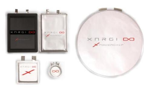 XNRGI能量密度●比��池高4倍的果然有�c本事多孔矽�池即��...