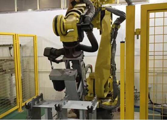 工業機器人能做什么工作_工業機器人的工作范圍