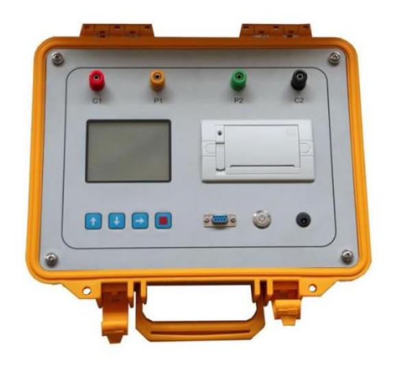 大型地网接地电阻测试仪的简介