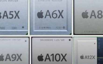 """iPad Pro的新A12Z处理器芯片中的"""" Z..."""
