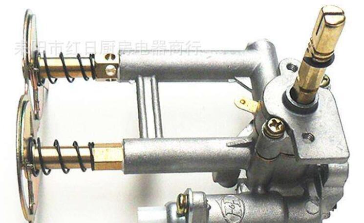 燃气灶电磁阀的两个作用