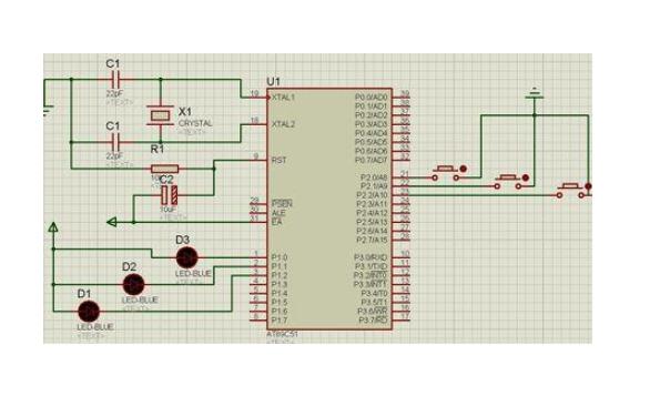 C51中断程序的设计教程详细说明