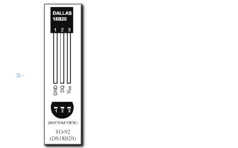 数字温度传感器的DS18B20详细资料简介