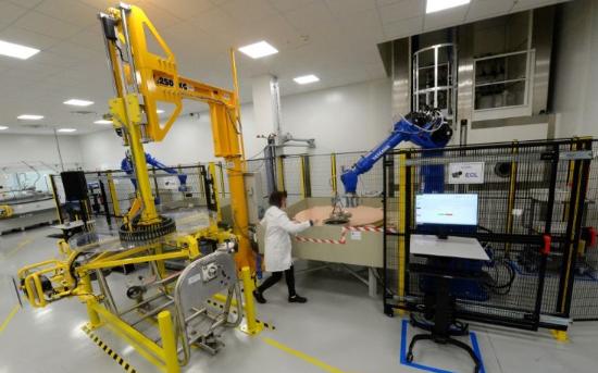 流程機器人崛起 助工業、制造業創新營收