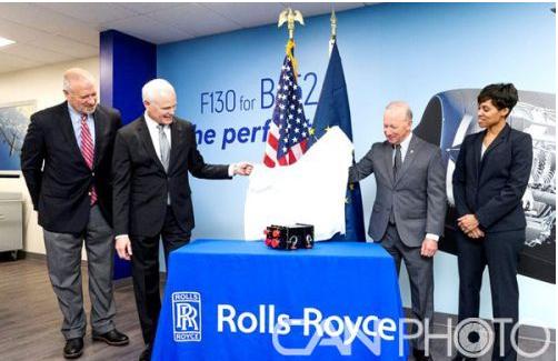 罗罗公司宣布推出了一款新型的发动机电气控制器