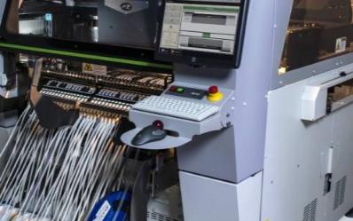 三星贴片机SM411功能与贴装生产模式介绍