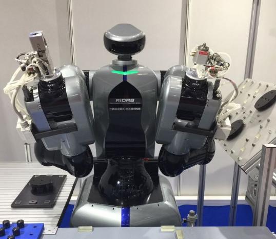 东芝机械添生力军 工业协作机器人2021年上市