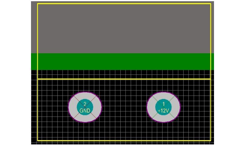 TMS320F28335和FPGA1板卡接口的PCB详细说明