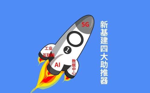 中国基建的支柱4个产业与IT相关