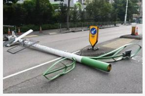 香港推出了智慧灯柱来促进5G网络的建设发展