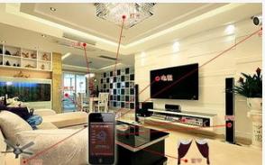 中国智能家居设备市场在未来五年的时间内将持续快速...