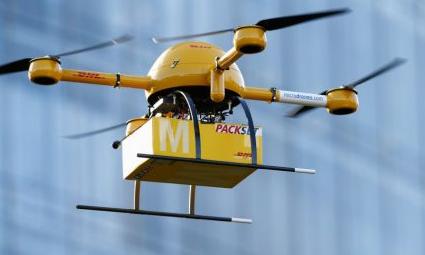 无人机配送日渐升温 商业化发展亟待破局
