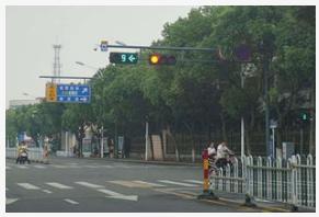 北京正式上岗了信号灯自适应系统