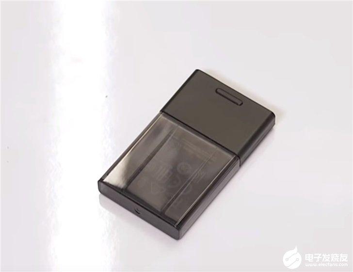 微软Xbox Series X规格参数公布,是一款便携的记忆卡设备