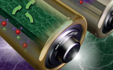 新型��O�T�涌梢蕴帷缮���池的安全性和能量密度
