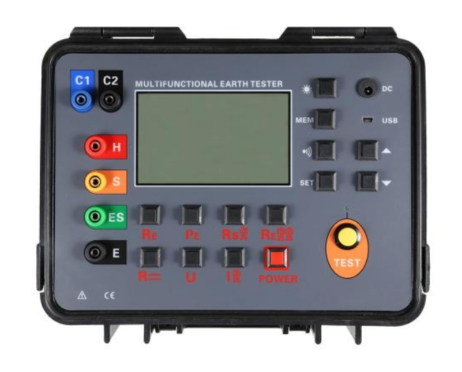 1000V数字接地电阻测试仪的技术参数