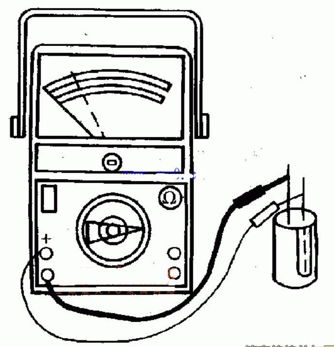 如何查看電容是否漏電