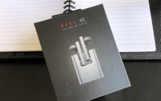 FIIL CC 真无线蓝牙耳机体验,开放式的收纳...