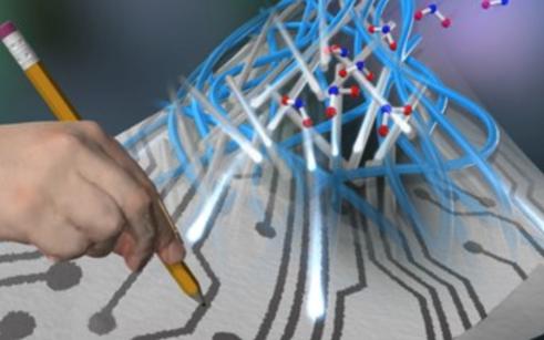 一次性纸质气体传感器助力解决供应链问题