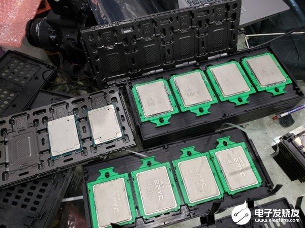 Netfiler框架將針對AVX2指令集進行優化 基于霄龍7402處理器的服務器實測性能提升最多420%