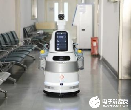 中信重工研發多款疫情防控智能機器人 最大限度把疫情影響降到最低