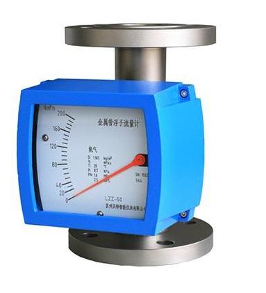 金属管浮子流量计的正确安装方法