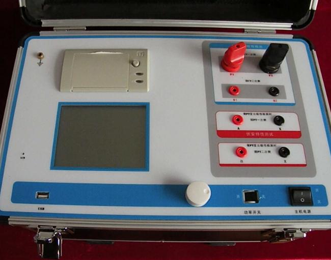互感器特性综合测试仪的技术指标及功能特点