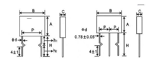 无感水泥电阻结构_无感水泥电阻器参数