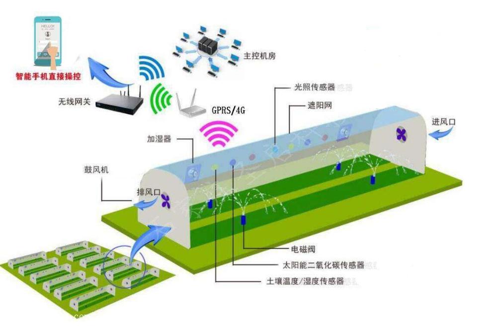 我們迫切需求農業物聯網的建立
