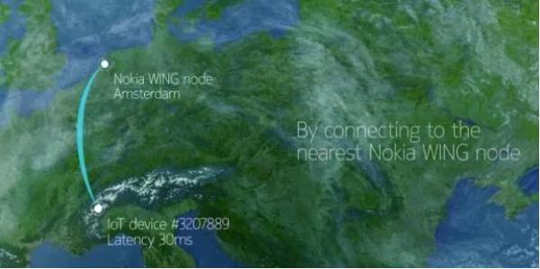 诺基亚宣布将在其全球物联网网络网格中增加新的5G...