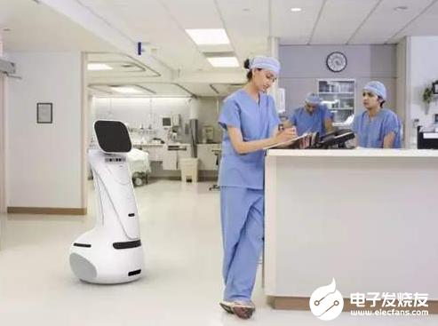 疫情加速应用 医疗机器人的发展离不开现实需求的推动