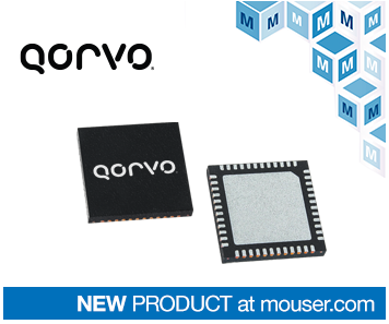 Mouser Introduces Qorvo's PAC5527 48V Power Application Controller