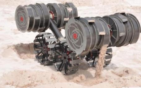 NASA為建造月球挖掘機器人尋求幫助