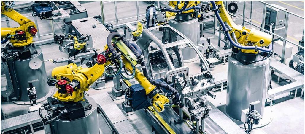 工业机器人领域需要学习哪一些知识点