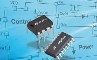 针对电源需求,意法半导体推出1050V MOSFET VIPer转换器
