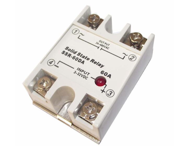 固体继电器的构成及作业原理
