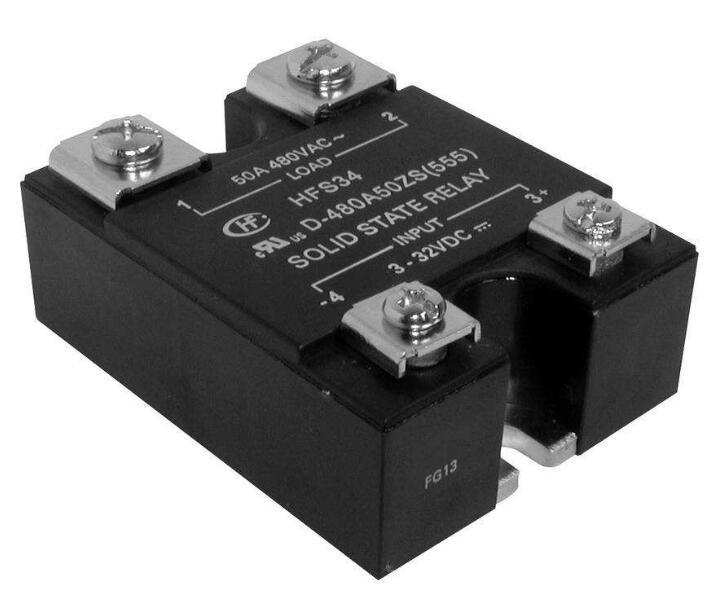 固態繼電器的構成_固態繼電器的優缺點