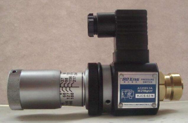 压力传感器、压力继电器和压力开关之间的区别