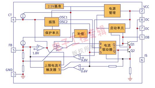 基于SW2604芯片的LED照明電路設計