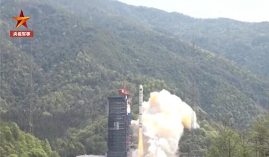 中国遥感三十号06组卫星成功升空