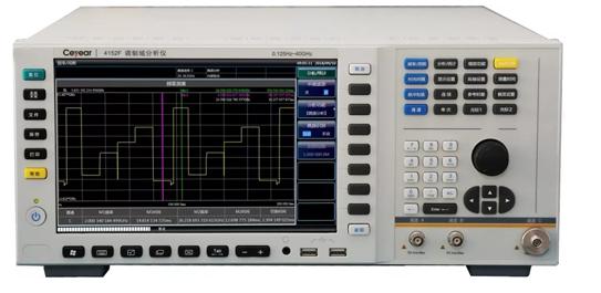跳变信号怎么测量频率切换时间