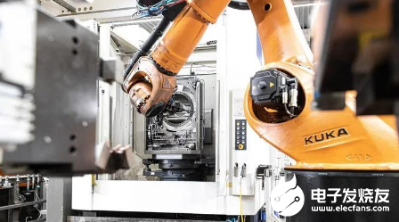 德國庫卡工廠利用機器人 讓自動化技術走在世界前列