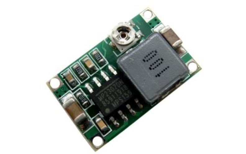 电源模块的电路原理图和PCB资料免费下载