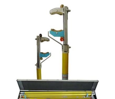 伸縮型電力測試鉗的技術參數
