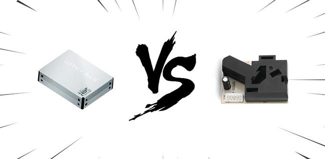 勒夫迈|空气净化器里的PM2.5传感器:红外or激光?