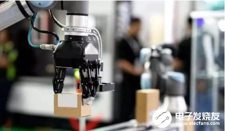 觸覺傳感器使機器人能觸摸世界 讓機械臂能夠抓住敏感或易碎的物體